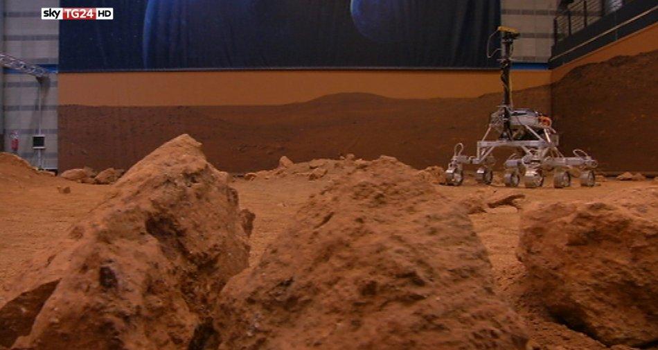 Italy Goes to Mars,  su Sky TG24 HD programmazione dedicata alla missione italiana