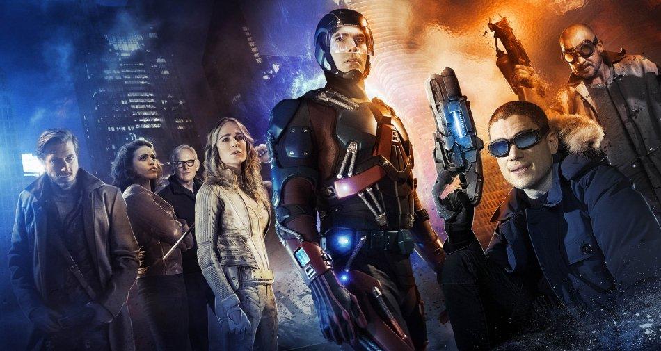 DC's Legends of Tomorrow, l'inedita serie arriva su Premium Action HD