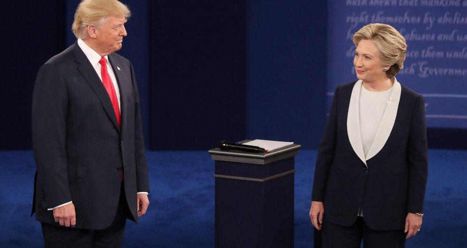 Clinton - Trump, il terzo e ultimo dibattito tv in diretta su Sky Tg24, Rai, Mediaset e La7