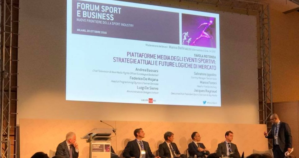 Diritti tv e stadi, sfida continua del calcio italiano. Infront in arrivo più soldi.