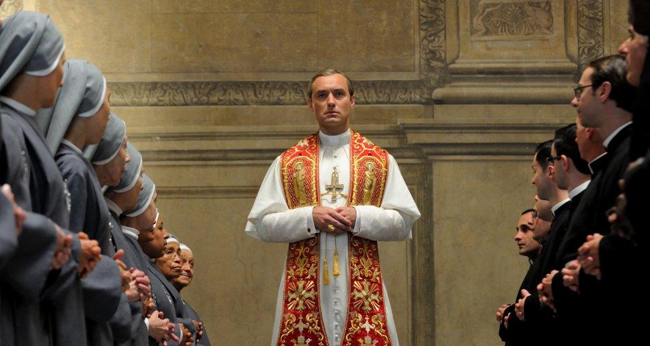 The Young Pope, da stasera su Sky Atlantic HD e Sky Cinema 1 HD la storia di Pio XIII