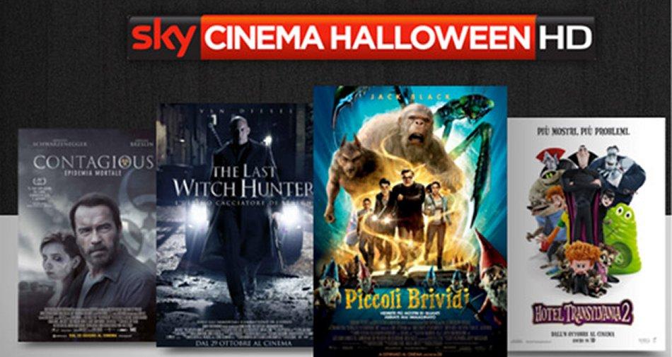 Sky Cinema Halloween HD, al via il canale dedicato alla notte più spaventosa dell'anno!