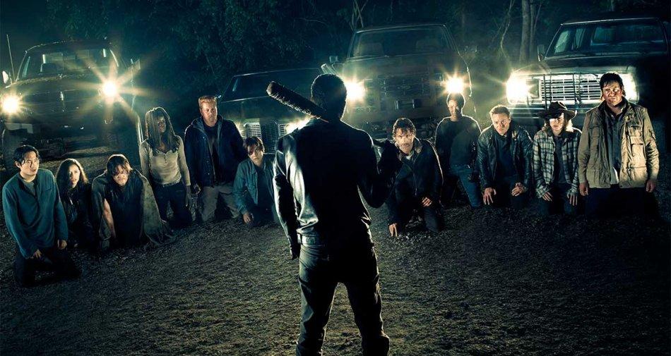 The Walking Dead, la settima stagione in prima visione su Fox HD (Sky canale 112)