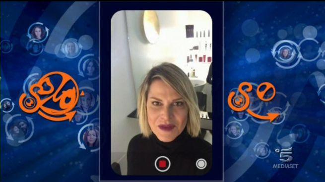 Simona Ventura con il suo 'Selfie' promossa su Canale 5