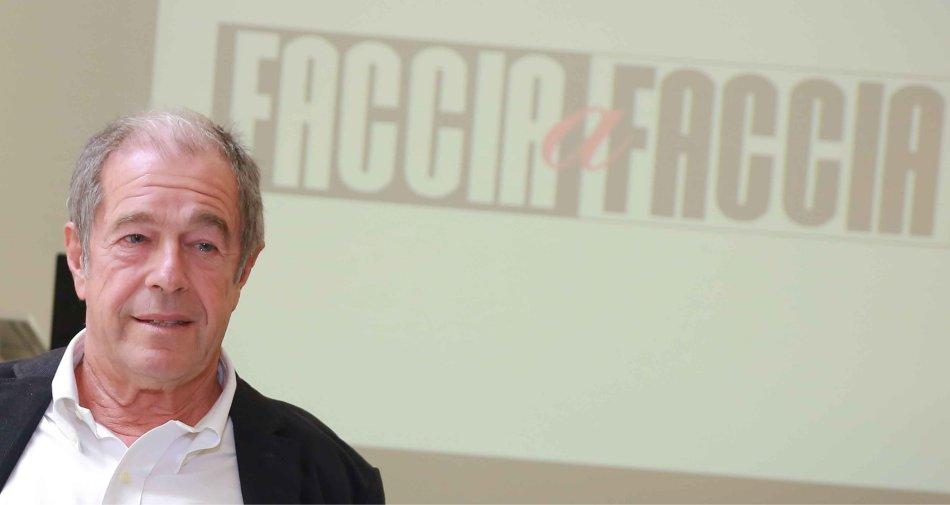 Minoli torna in tv su La7 con Faccia a  Faccia, al centro storia e attualità