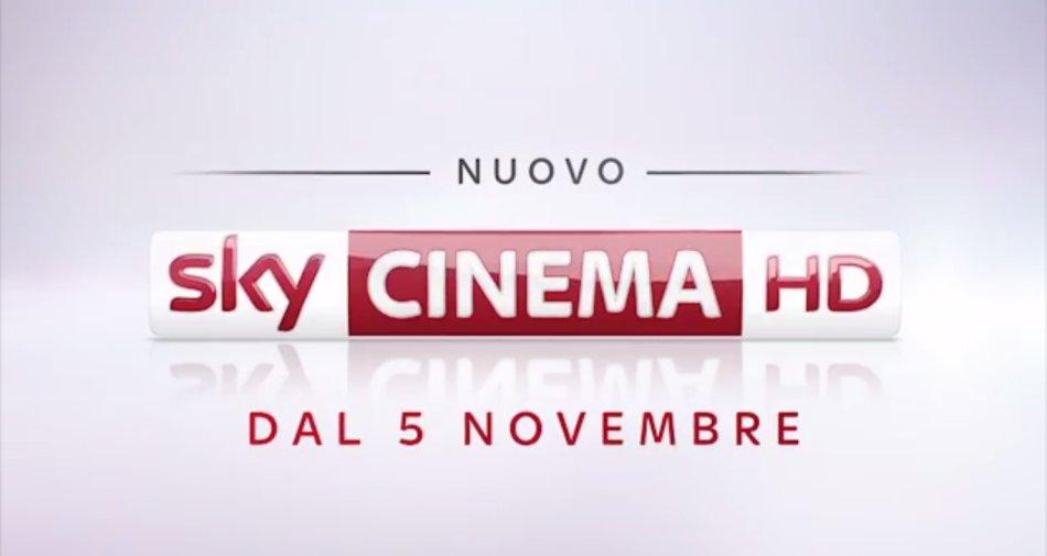 Sky Cinema HD cambia volto: nuove grafiche, nuovi colori e una prima visione al giorno