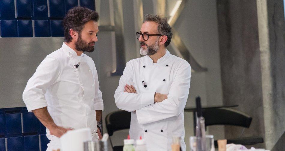 Chef Massimo Bottura sarà ospite speciale su Sky Uno ad Hell's Kitchen Italia