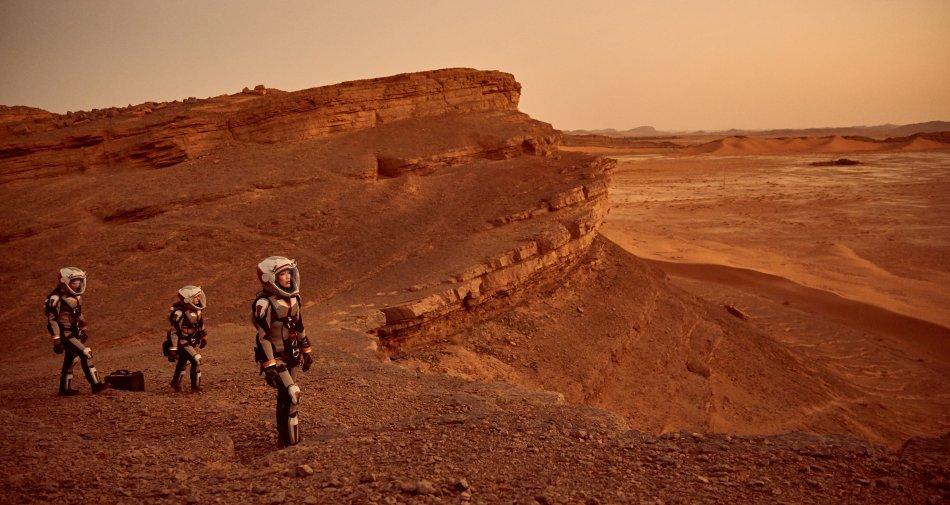 Marte, da stasera la più grande produzione mai realizzata da National Geographic