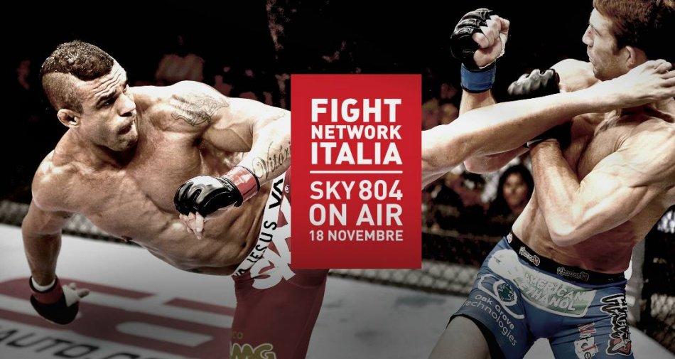 Fight Network Italia, il nuovo canale tematico dedicato agli sport da combattimento