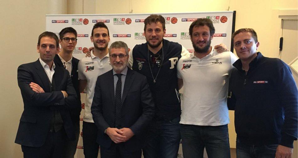 Sky Sport a Bologna aggiunge la Serie A2 alla esclusiva stagione su #SkyBasket
