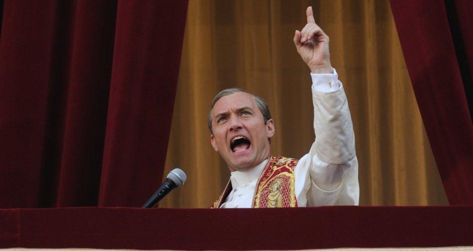 The Young Pope è la migliore serie di sempre al debutto in onda su Sky