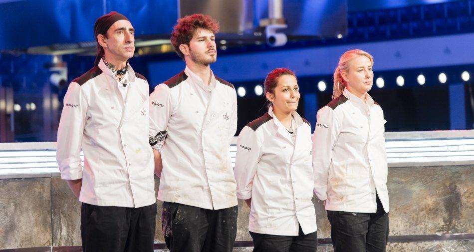 Hell's Kitchen Italia 3, stasera su Sky Uno HD la Finale. Chi sarà proclamato Executive Chef?