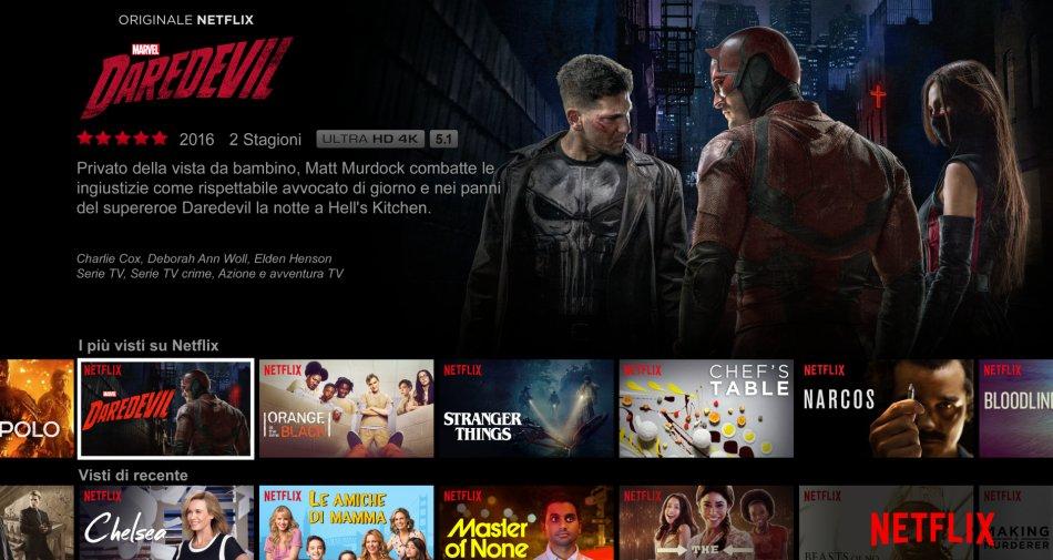 Netflix introduce la funzione download per cellulari e tablet Android/iOS