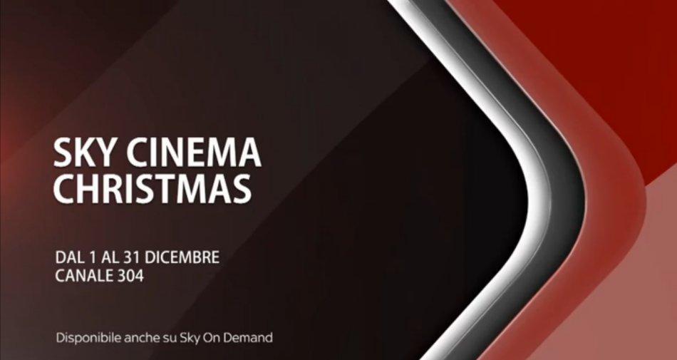 Sky Cinema Christmas, torna il canale interamente dedicato ai film a tema natalizio