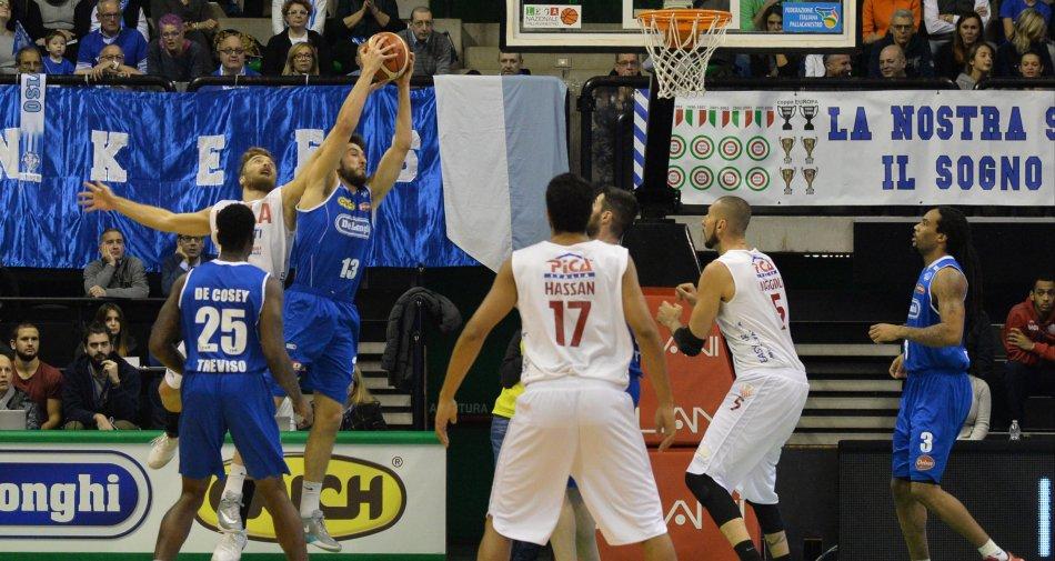 Basket Serie A2, sarà Forlì vs Imola la sfida natalizia su Sky Sport 1 HD
