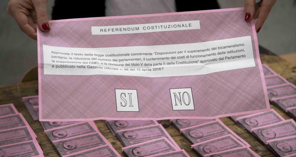 Referendum 2016: risultati e speciali in diretta tv su Rai, Mediaset, La7 e Sky TG24