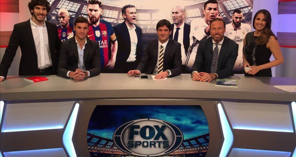 Gli italiani impazziscono per El Clasico su Fox Sports,  3,5% di share tv e 458 mila spettatori medi