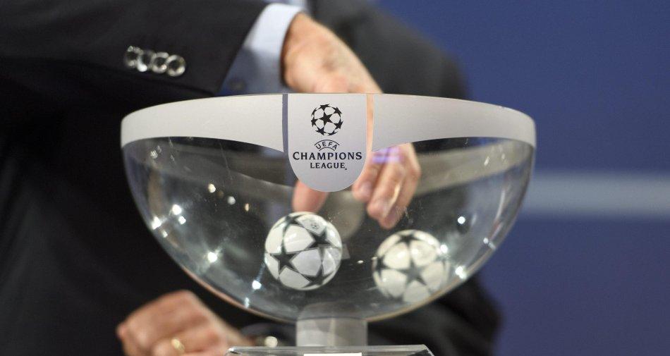 Sorteggio Ottavi, Champions (Premium Sport, Italia 1, Eurosport) e Europa League (Sky e Eurosport)