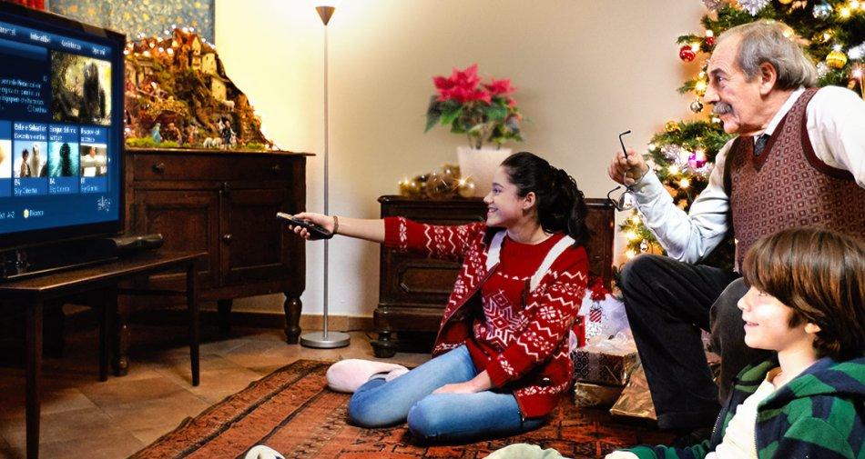 Con MySky su Sky On Demand il Natale da quest'anno è anche in Alta Definizione.