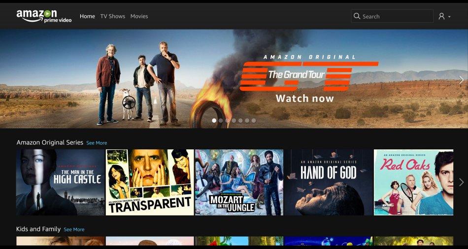 Amazon Prime Video ora disponibile in oltre 200 Paesi e Territori nel mondo