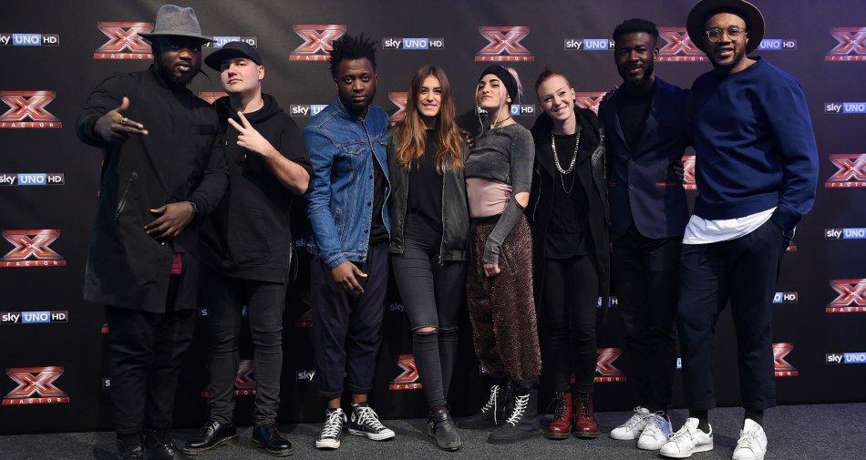 #XF10 La Finale - In diretta Sky Uno (Super HD) e in chiaro su Tv8 con Eva, Gaia, Roshelle e Soul System.