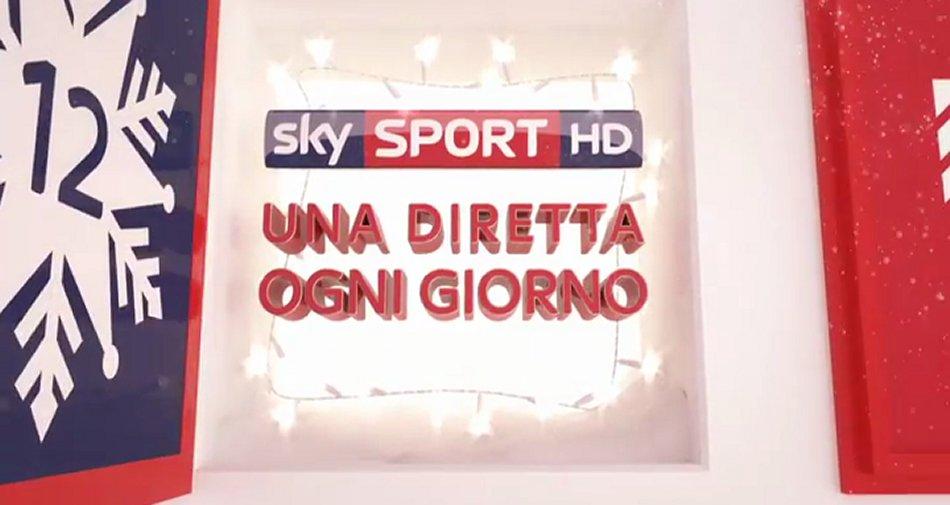 SKY Sport e Fox Sports Natale 2016 - Tutti gli eventi in diretta dal 24 Dicembre al 6 Gennaio