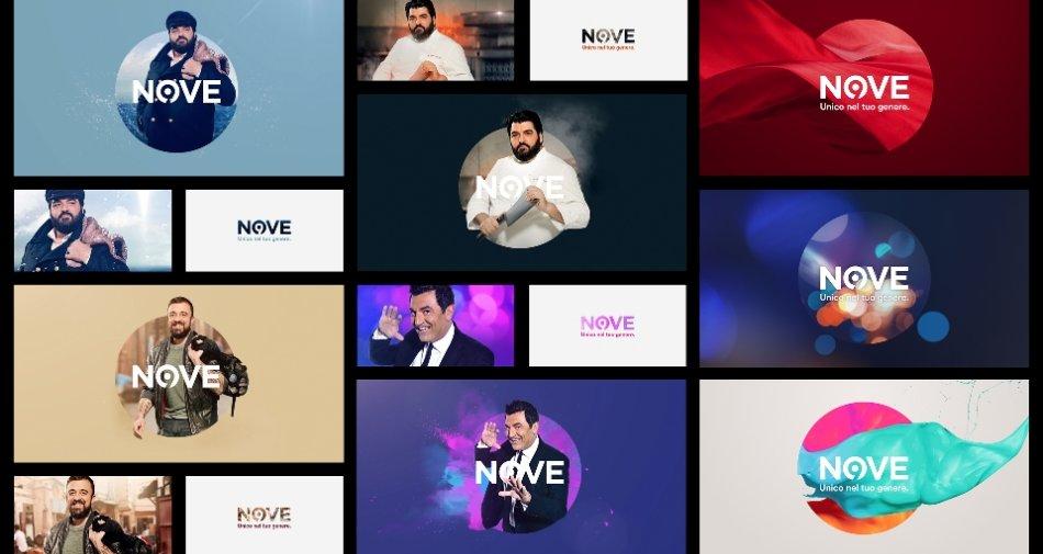 NOVE HD dal 1 Marzo entra nella piattaforma gratuita satellitare tivùsat