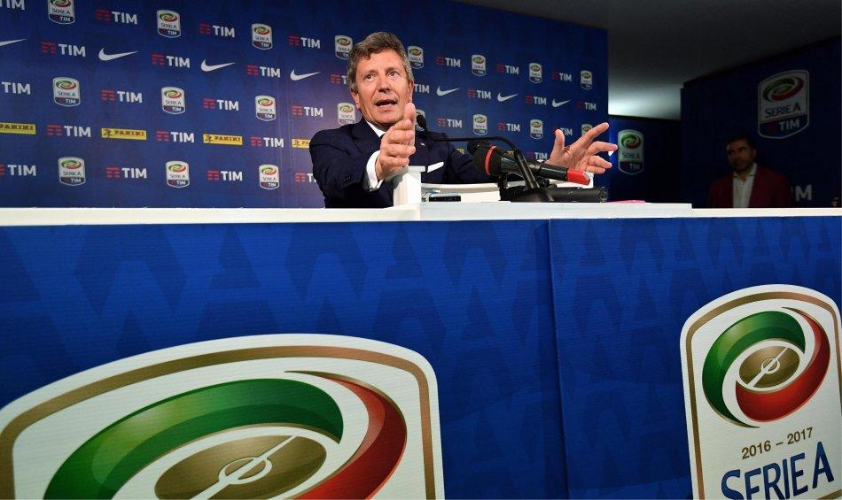 Lega Serie A approva linee guida per vendita diritti tv 2018-21