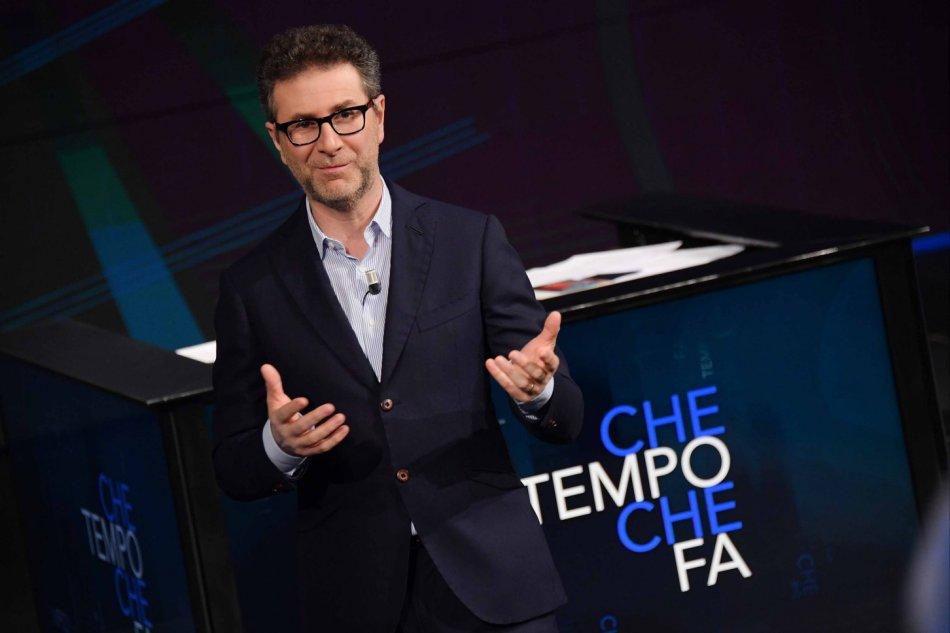 Che Tempo Che Fa, il programma di Fabio Fazio approda su Rai 1