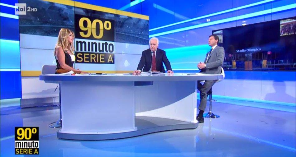 Rai Sport: «Nessuna offerta o decisione sui diritti calcio Serie A / Champions »