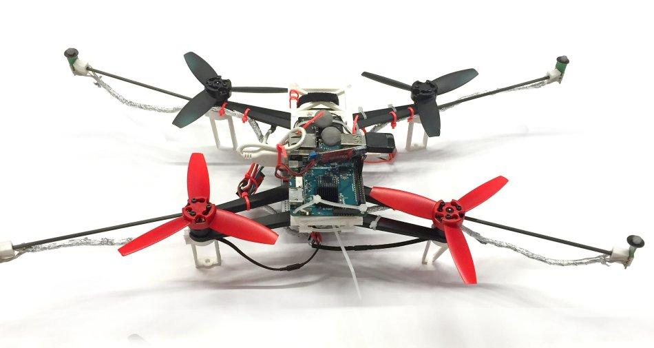 Arrivano i droni registi che riprendono e da soli scelgono inquadratura migliore