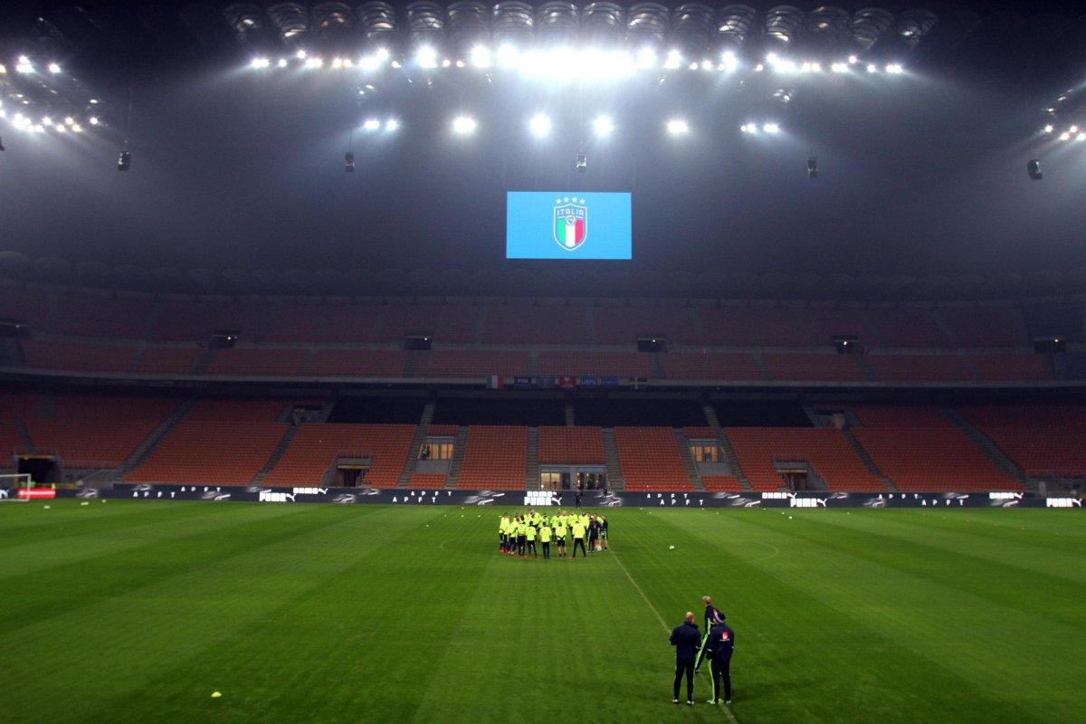 Mondiali Russia 2018 - ITALIA vs Svezia, Diretta tv Rai 1 ...