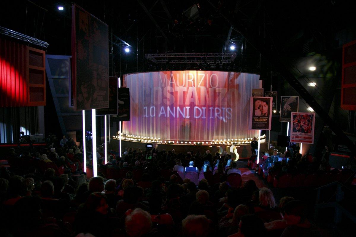 IRIS festeggia i 10 anni dalla nascita del canale free di cinema più visto