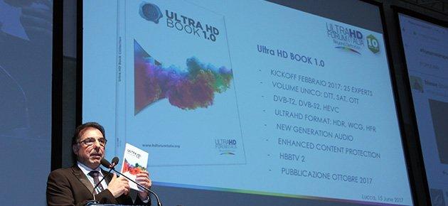 Pubblicato UHD BOOK 1.0 con la visione olistica della TV multipiattaforma