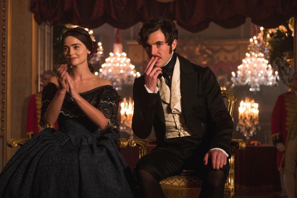 Victoria, la seconda stagione in prima tv assoluta solo su laF (Sky 139)