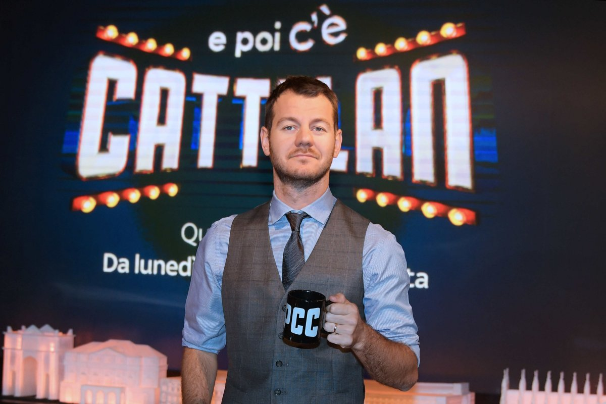 Cattelan: «Lunedì torna su Sky Uno #EPCC con freschezza e leggerezza»
