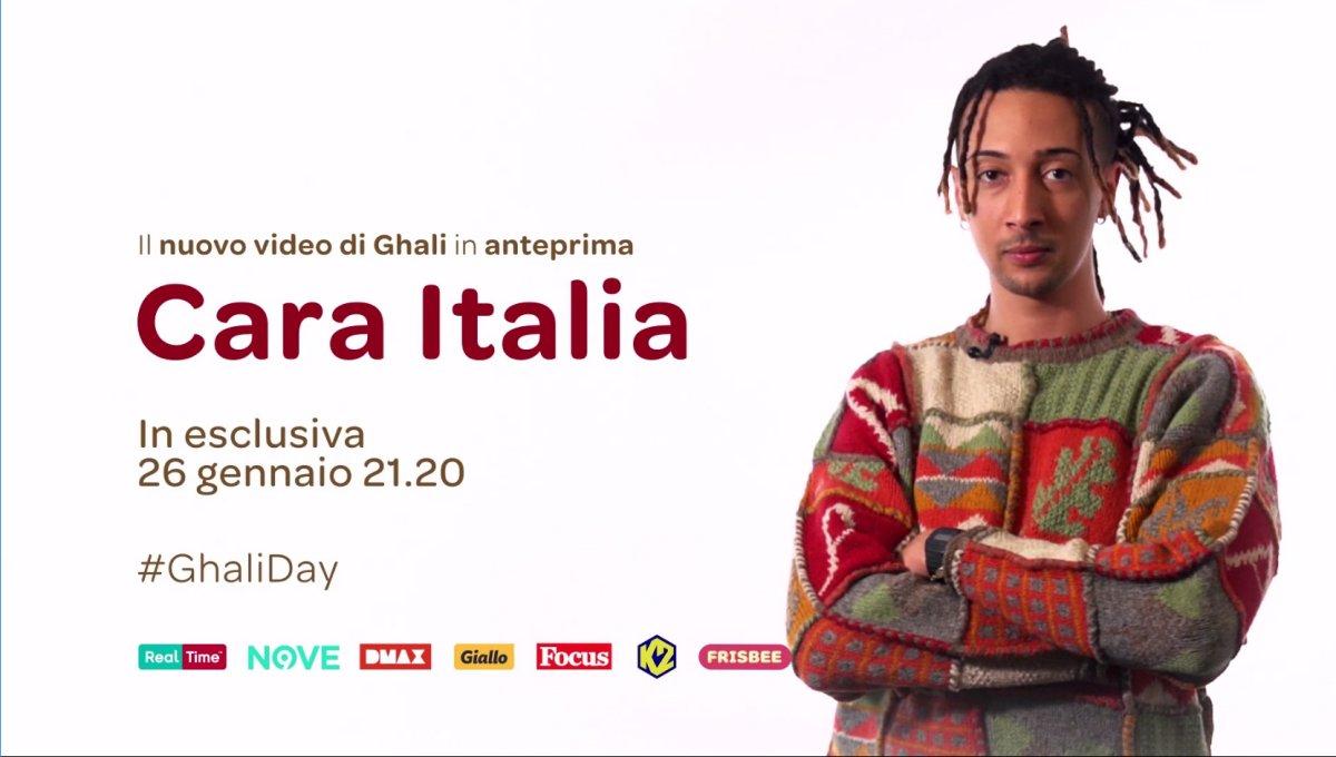 Il 26 gennaio sui canali di Discovery Italia è #GhaliDay | Cara Italia