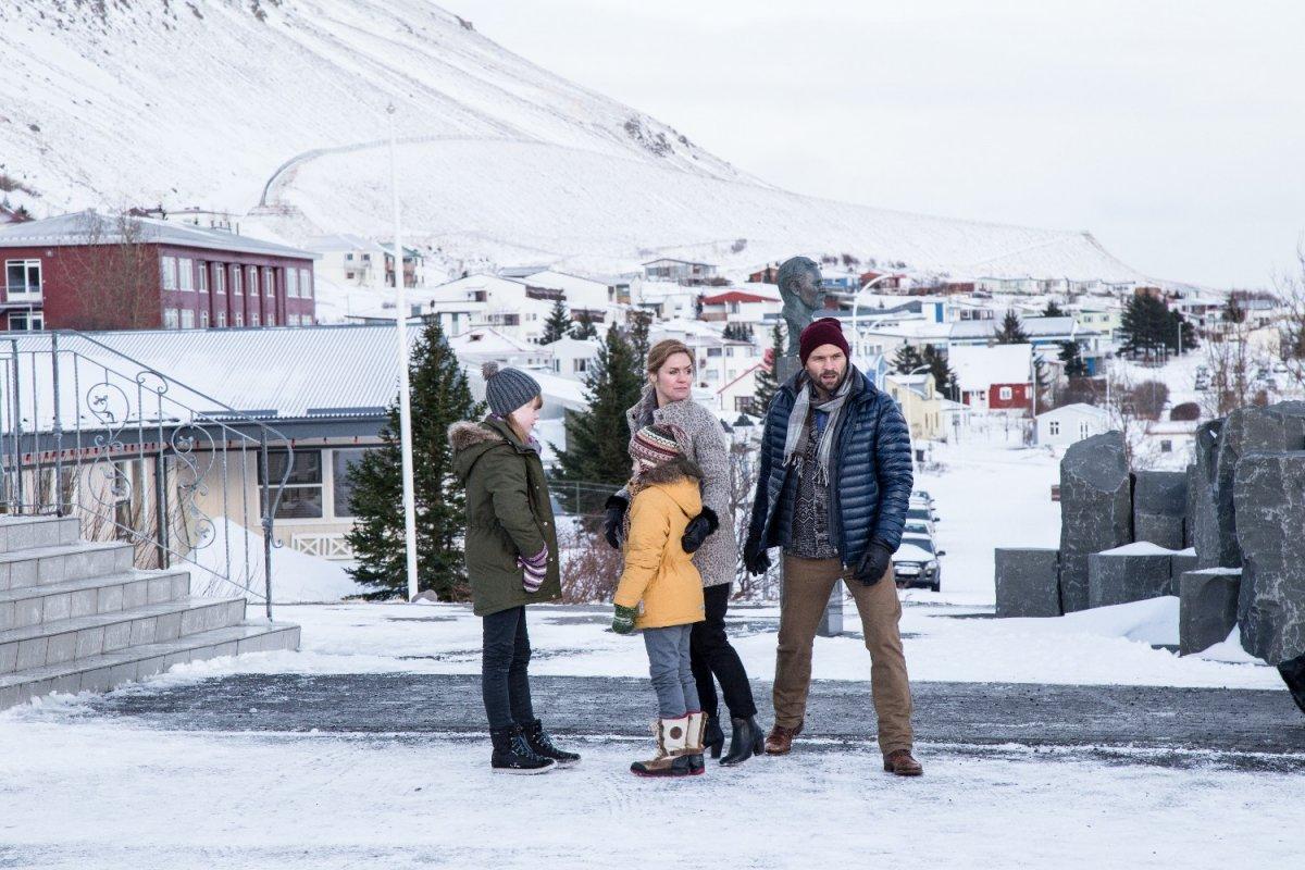 Trapped, arriva su TIMVISION la serie tv crime islandese rivelazione