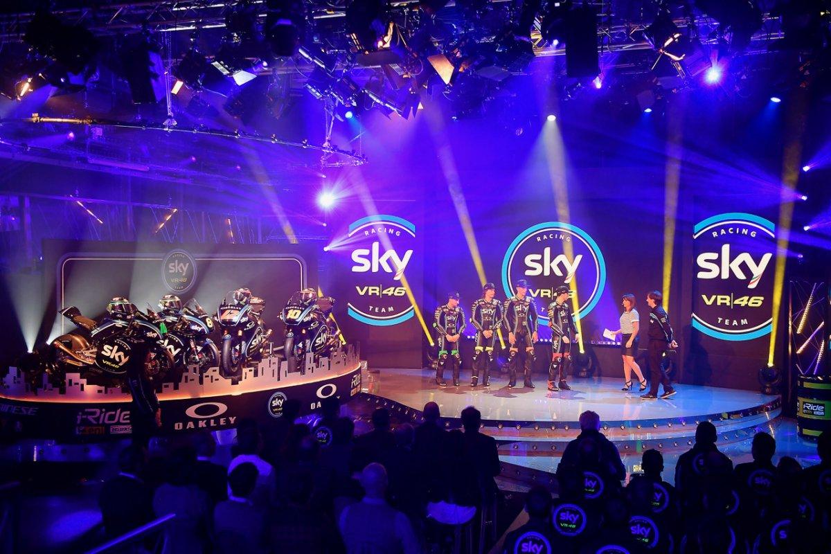 Guido Meda a Digital-News: «Sky Racing Team VR46 2018 un mix di esperienza e talento»