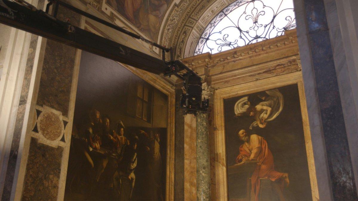 Arriva al cinema Caravaggio - L'Anima e il Sangue (Sky | Magnitudo Film)
