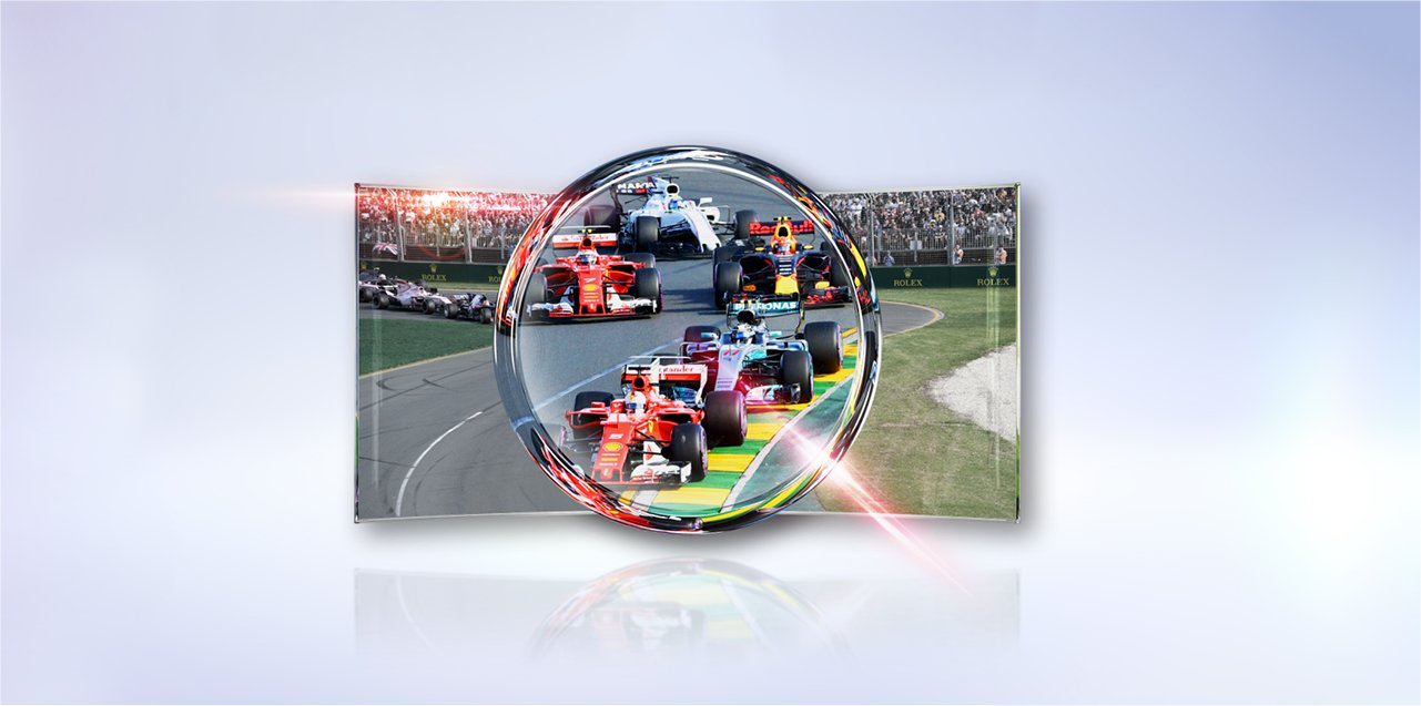 Carlo Vanzini a Digital-News: «Tecnologia e cuore per la F1 2018 su Sky in 4K HDR»