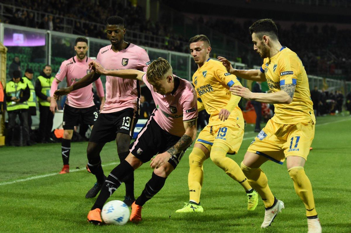 Serie B, playoff diretta esclusiva Sky: Finale Andata - Palermo vs Frosinone