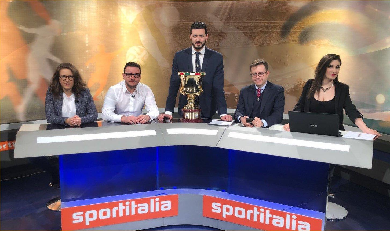 Weekend su Sportitalia con Coppa Italia Primavera, Serie C e Basket Serie A2