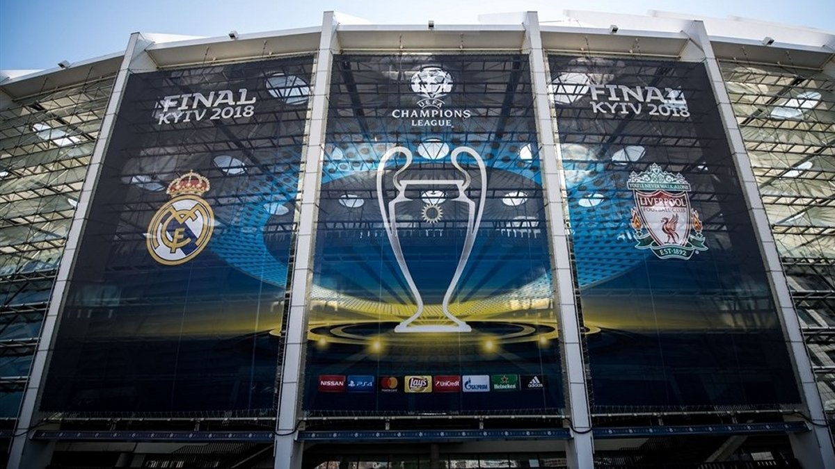 Champions Finale, Real Madrid - Liverpool (diretta Canale 5 / HD e Premium  Sport / HD) - Digital-News