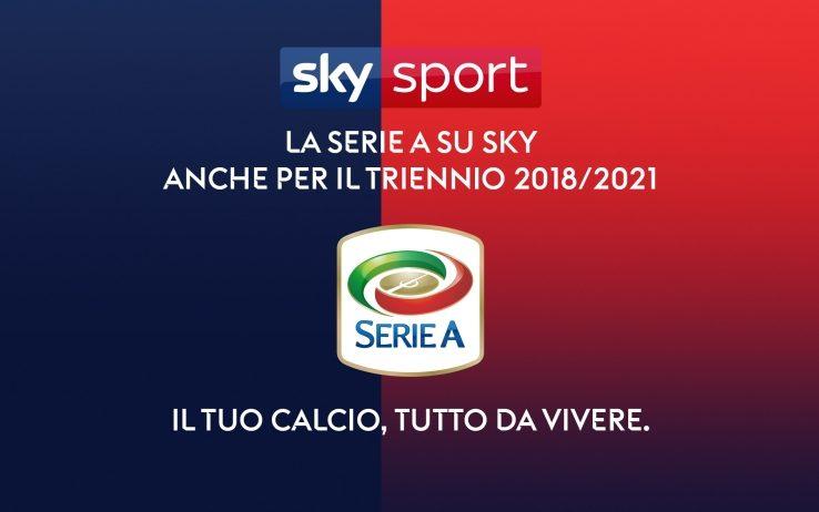 Federico Ferri: «La Serie A ancora su Sky Sport, tutta da vivere oltre ogni piattaforma»