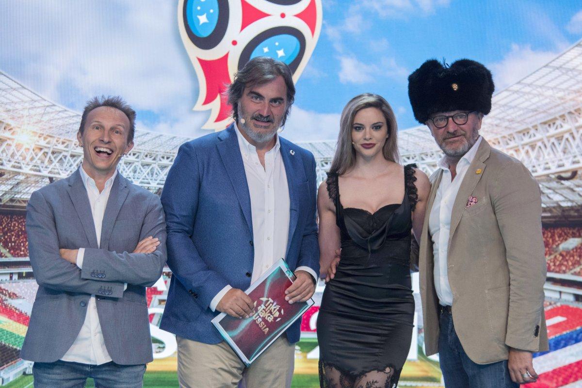 #MondialiMediaset, si completa la 1a giornata. Poi ore 20 Russia - Egitto (diretta Italia 1)