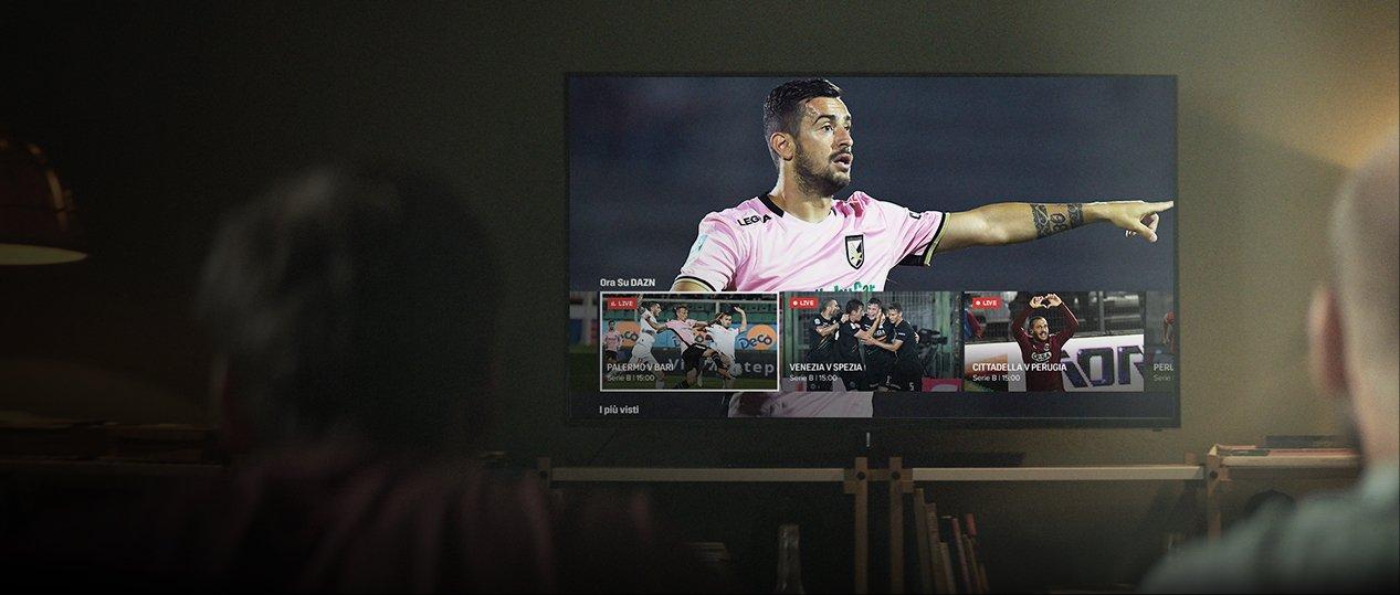 DAZN diventa la nuova casa della Serie B | 430 partite in esclusiva per le prossime tre stagioni