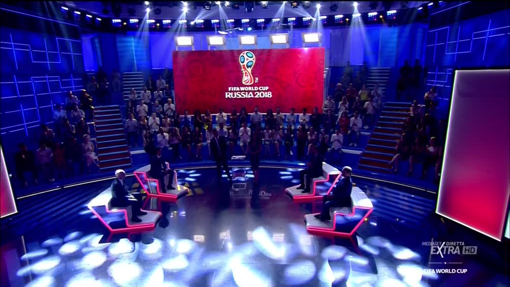 #MondialiMediaset, Quarti | Uruguay - Francia e Brasile - Belgio (diretta Canale 5 HD)