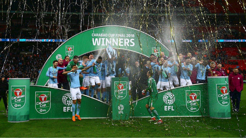Il calcio inglese in streaming su DAZN, da stasera la EFL League Cup