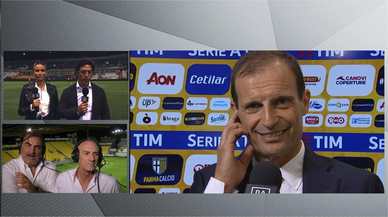 1 mln di contatti per Parma-Juve su DAZN: «Dimezzato tempo buffering medio»